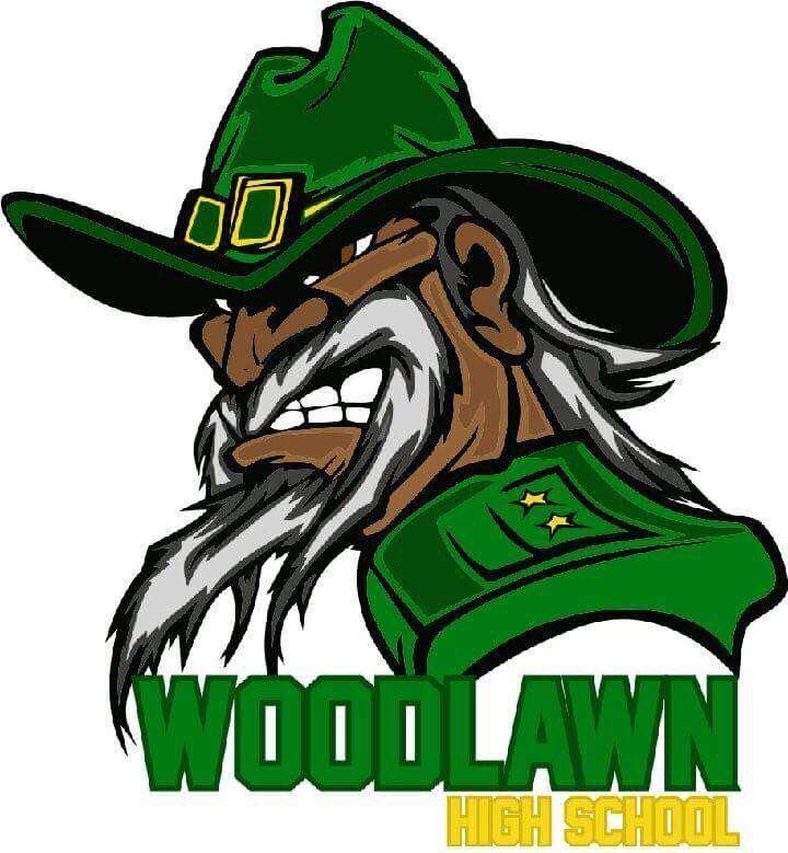 Woodlawn High School - Colonels Football