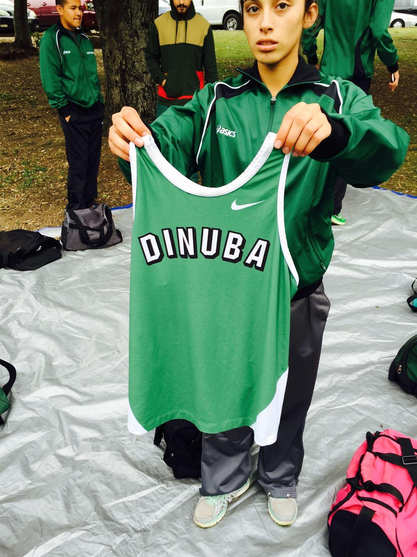 Dinuba High School - Girls' Varsity Cross Country
