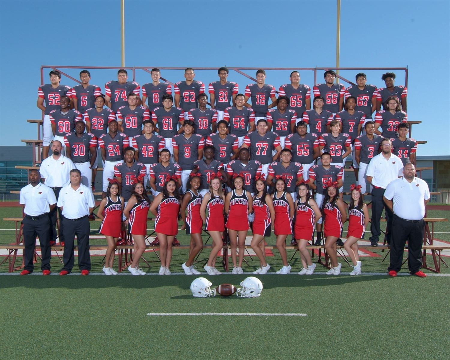 Del Valle High School - Junior Varsity Football