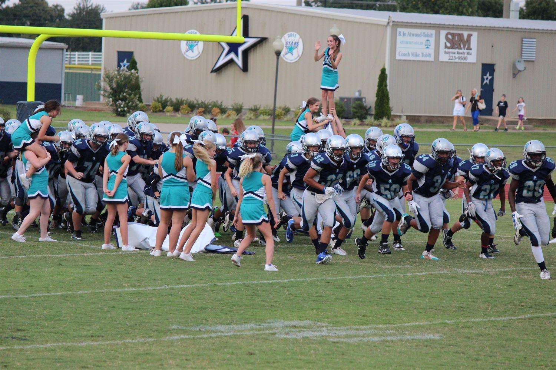 Siegel High School - Siegel Middle Boys' Football