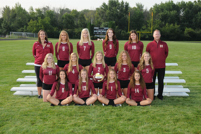 Morris Community High School - Girls' Varsity Volleyball