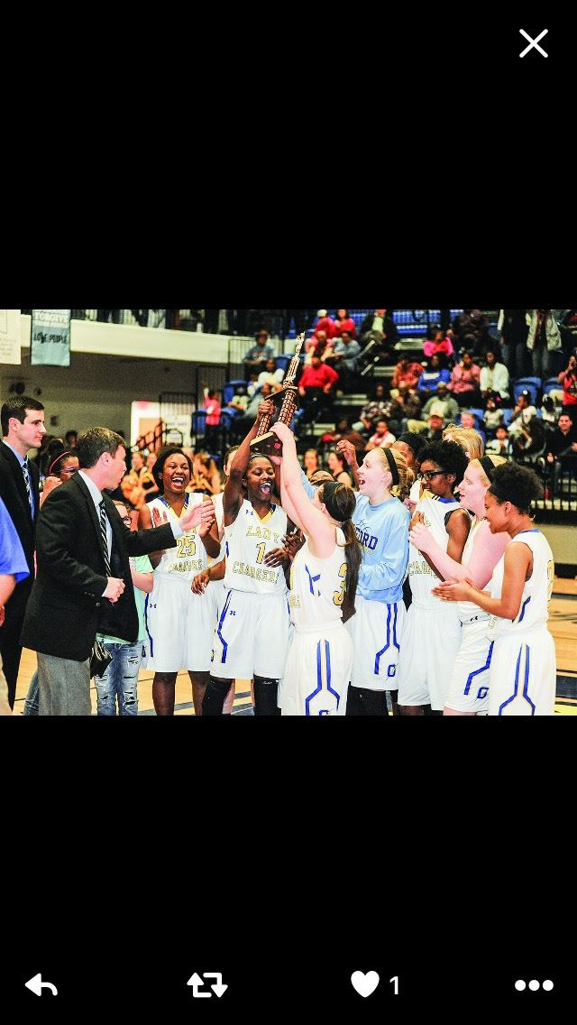 Oxford High School - Oxford Lady Chargers