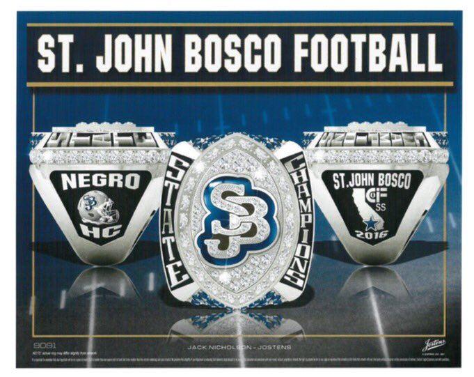 St. John Bosco High School - Boys Freshman Football
