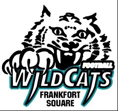 Frankfort Square Wildcats -RVYFL - Junior Varsity Black