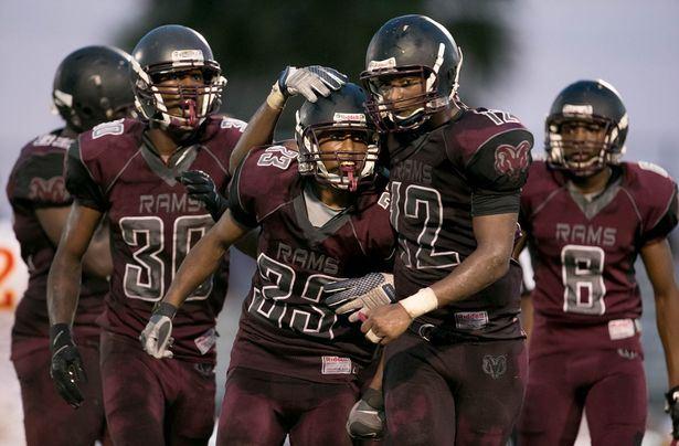 Palm Beach Lakes High School - Rams Varsity Football