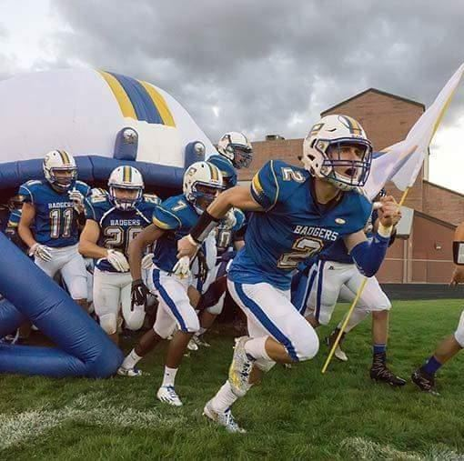 Prescott High School - Boys Varsity Football