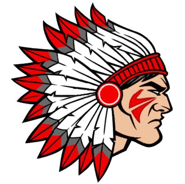 softball cherokee high school canton  georgia indian chief logo images indian chief logan