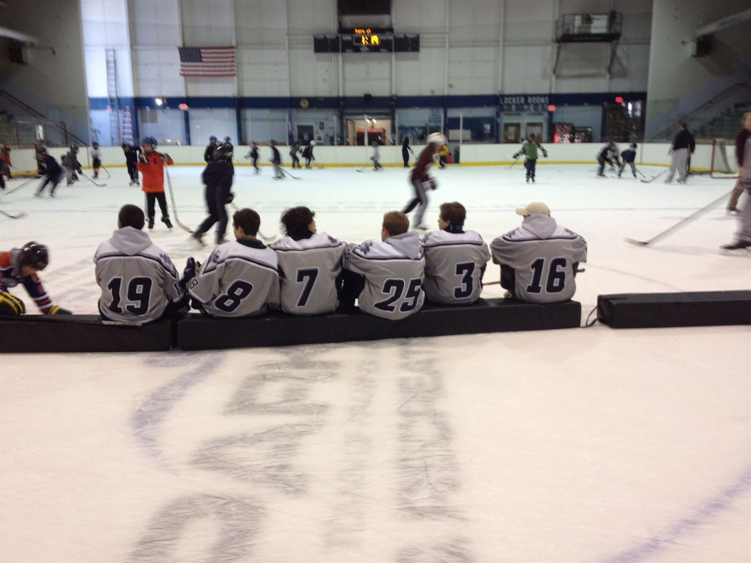 Framingham High School - Boys Varsity Ice Hockey