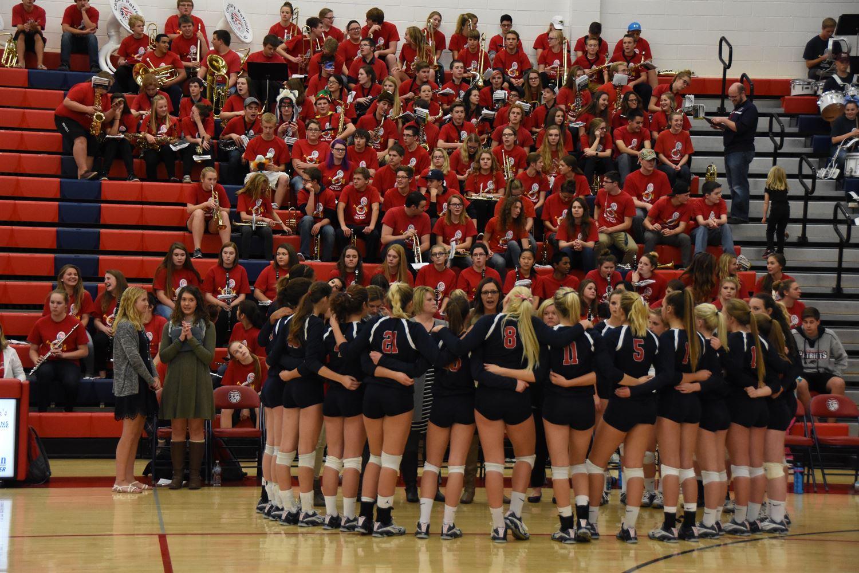 Bismarck Century High School - Girls' Varsity Volleyball