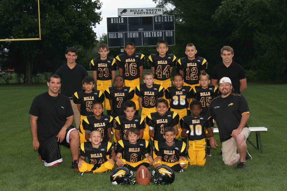 buffalo grove bills youth football