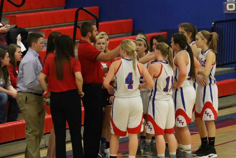Santa Fe Trail High School - Girls Varsity Basketball