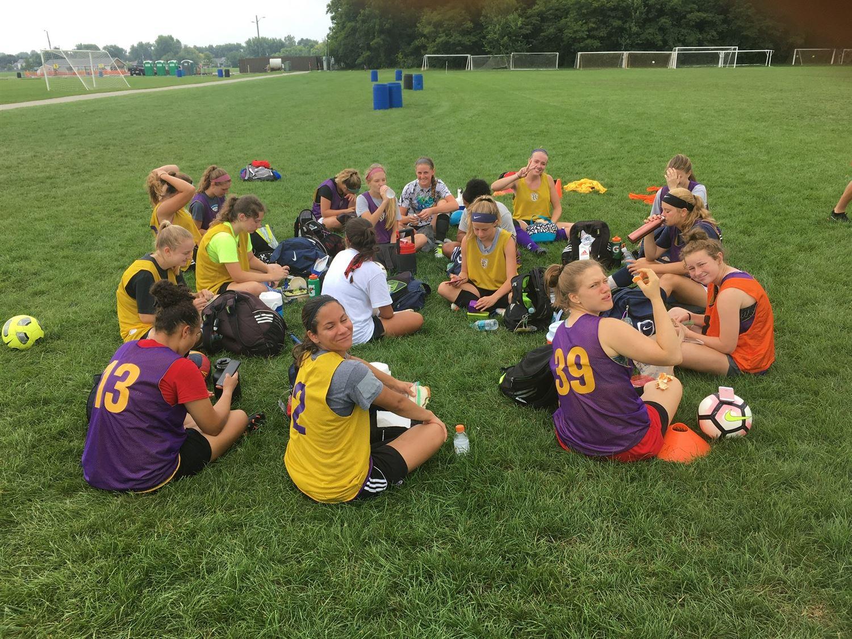 Reynoldsburg High School - Girls' Varsity Soccer