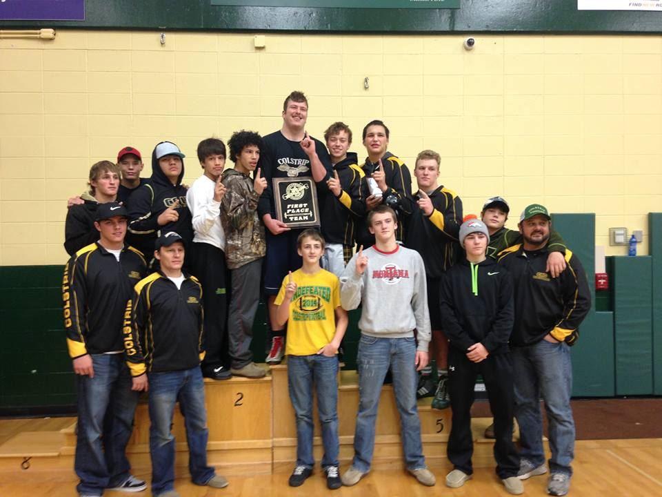 Colstrip High School - Boys' Varsity Wrestling