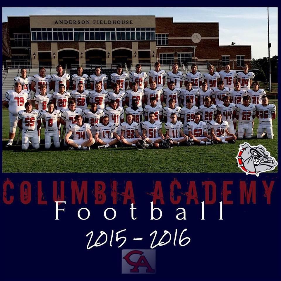 Columbia Academy High School - Boys Varsity Football