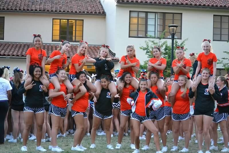 Vacaville High School - Spirit