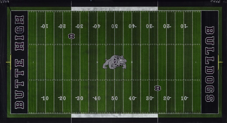 Butte High School - Boys Varsity Football