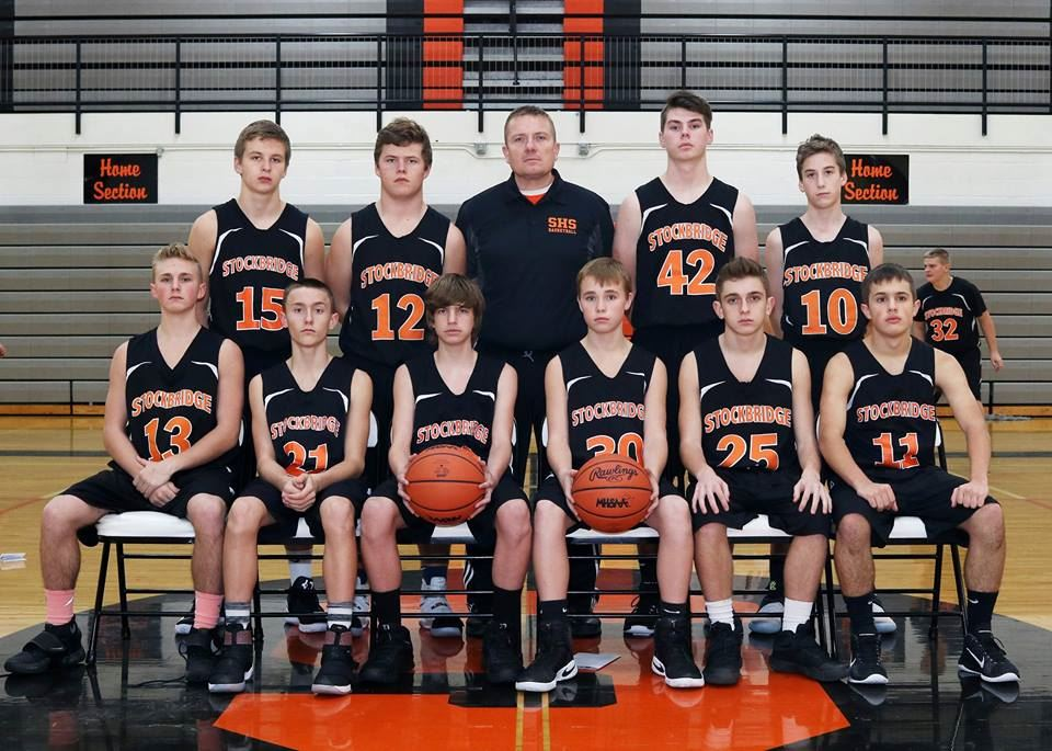 Stockbridge High School - Boys' Freshman Basketball