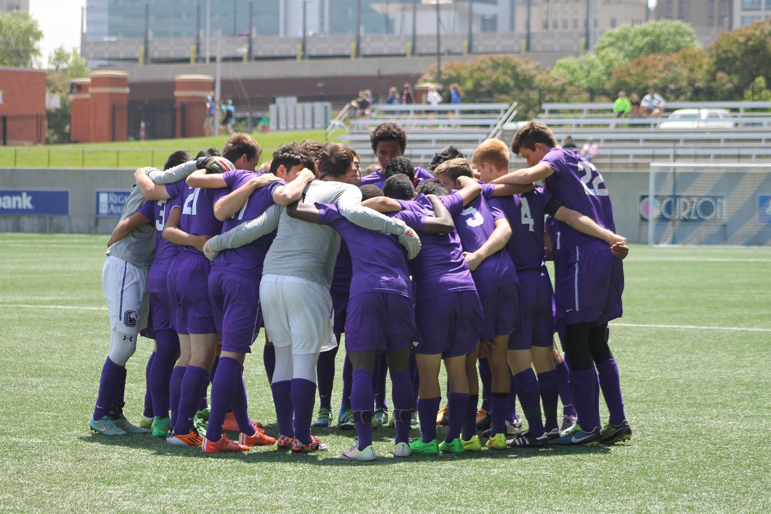 Omaha Central High School - Central Boys' Varsity Soccer