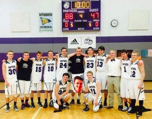 Middle Park High School - Boys Varsity Basketball