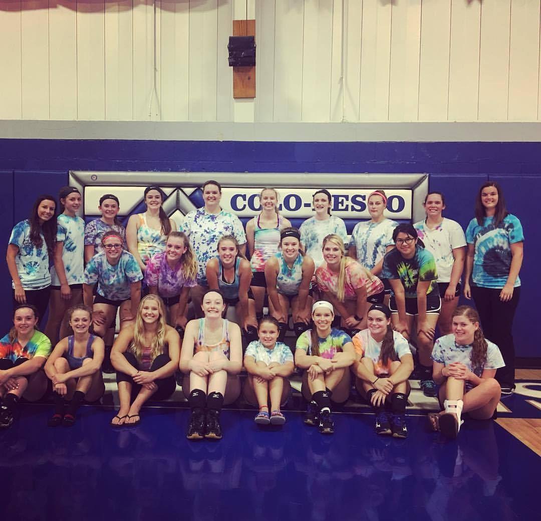 Colo-NESCO High School - Girls' Varsity Volleyball