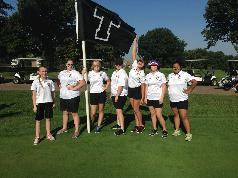 Turner High School - Girls' Varsity Golf