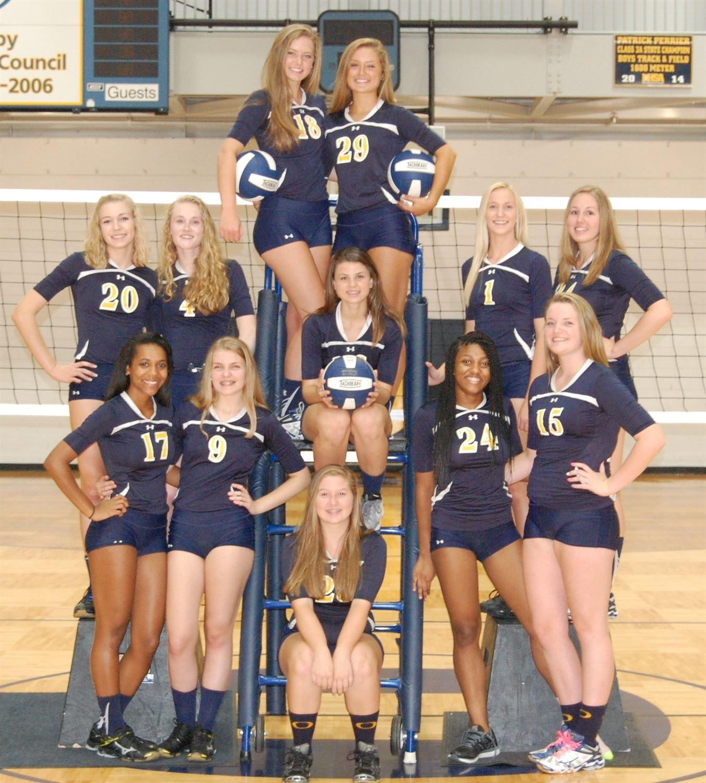 O'Fallon Township High School - Girls' Varsity Volleyball