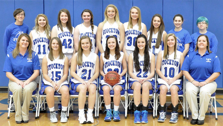 SHS Girls' Varsity Basketball - Stockton High School