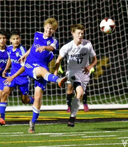 Highland Park High School - Boys' Varsity Soccer