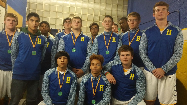 Holdenville High School - Boys' Varsity Basketball