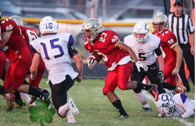 Minico High School - Spartan Varsity Football