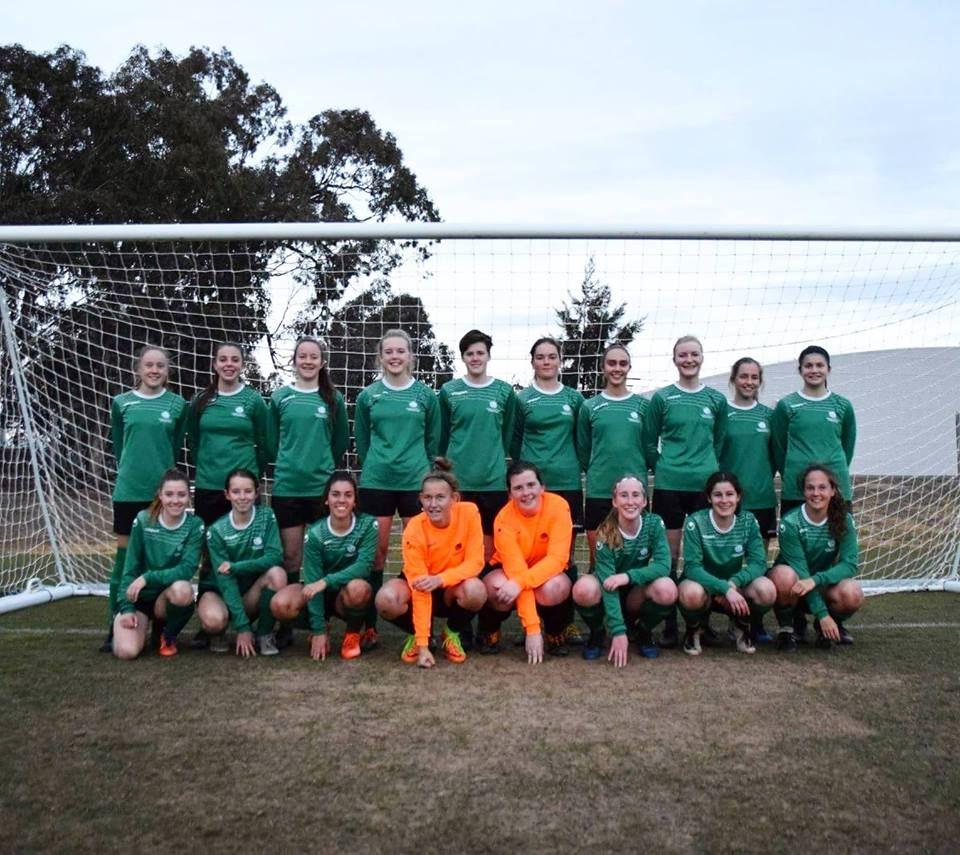 Football Federation Tasmania - State Teams