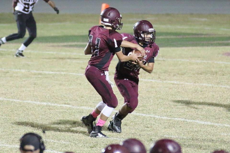 Lincoln High School - Boys' Jr High Football