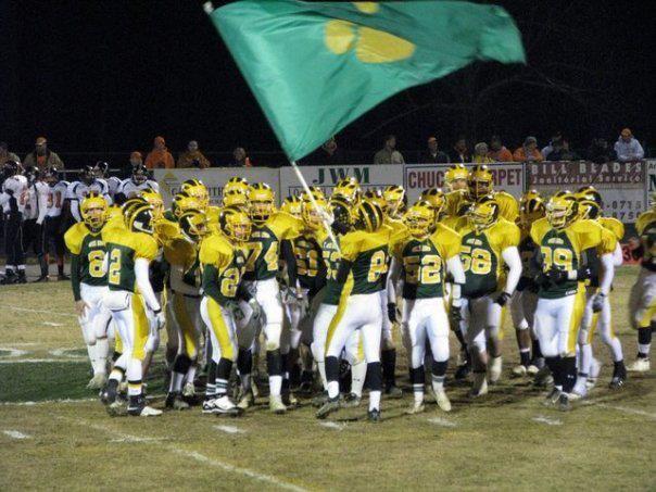 Boys Varsity Football Queen Anne S County High School
