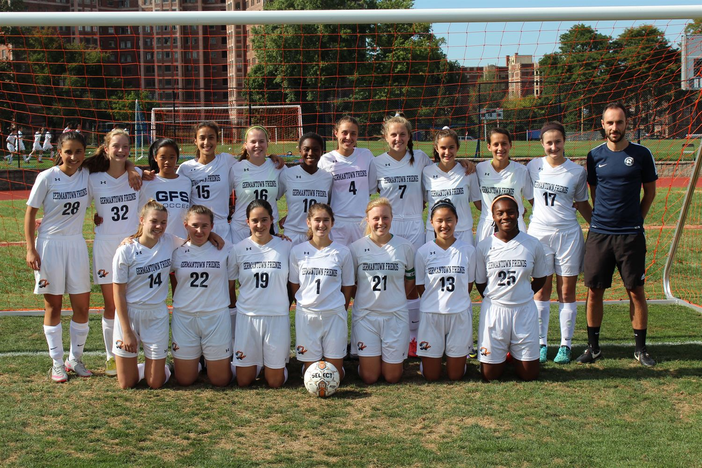 Germantown Friends High School - Girls' Varsity Soccer