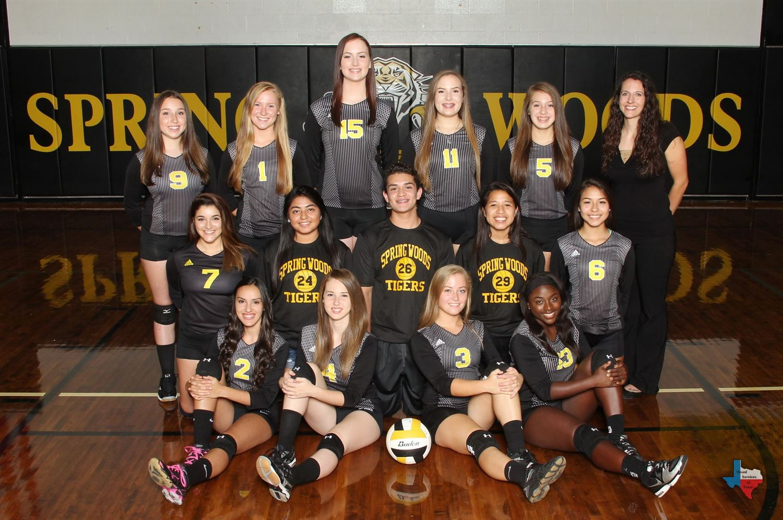 Spring Woods High School - Girls' Varsity Volleyball