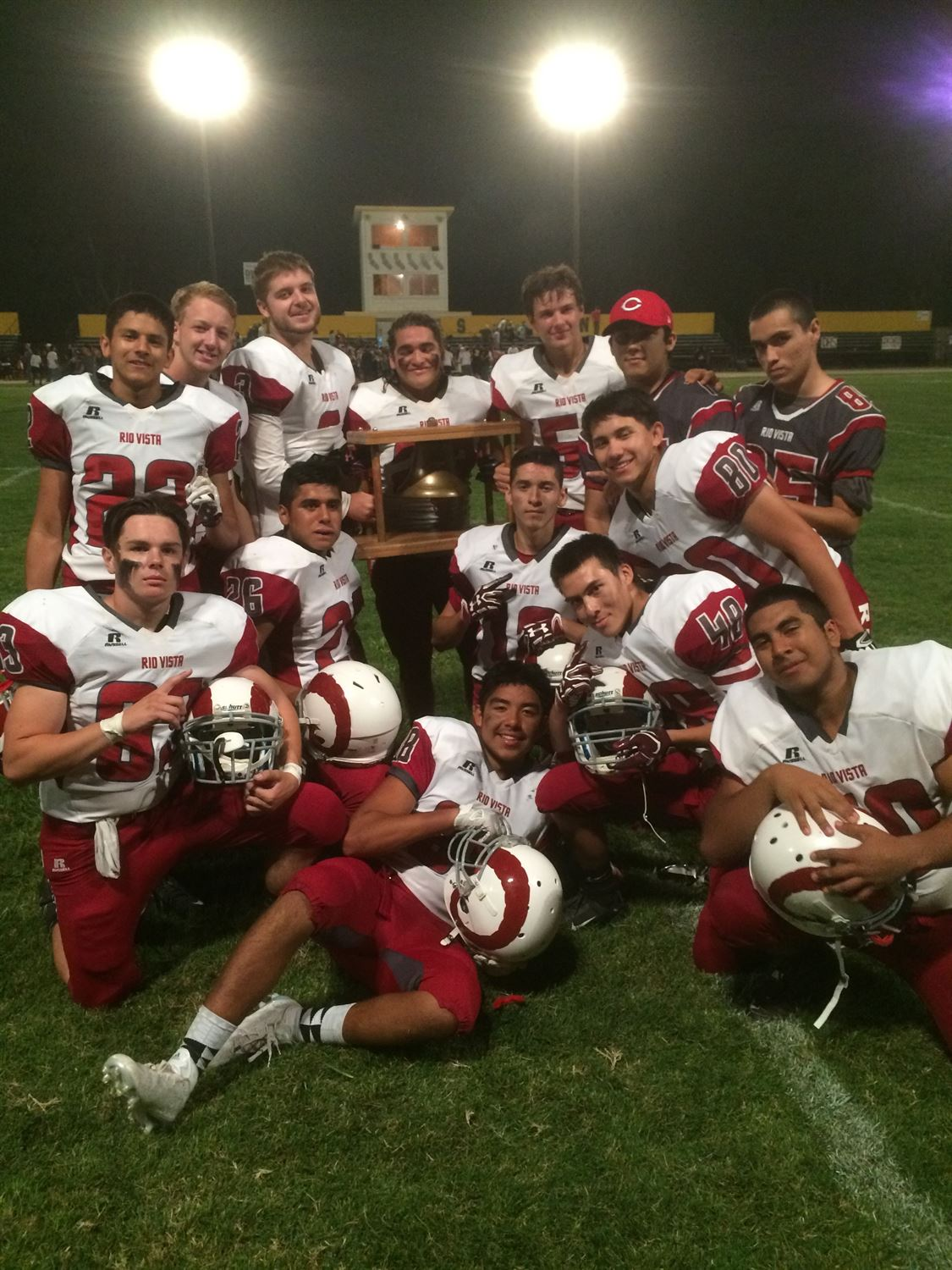 Rio Vista High School - Boys' Varsity Football