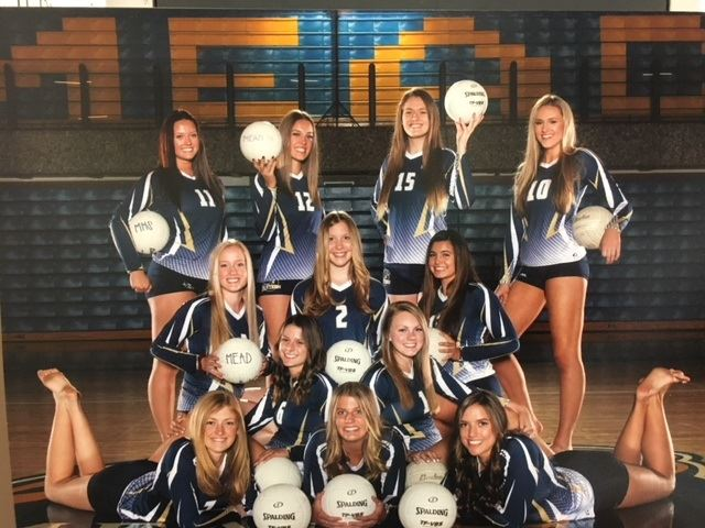 Mead High School - Girls' Varsity Volleyball