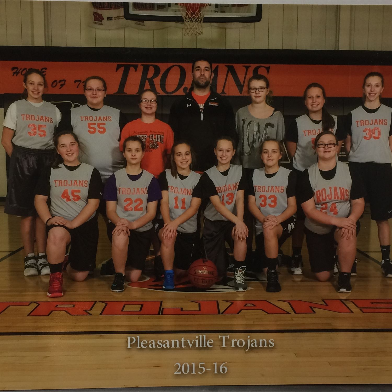 Pleasantville High School - JH Girls' Basketball
