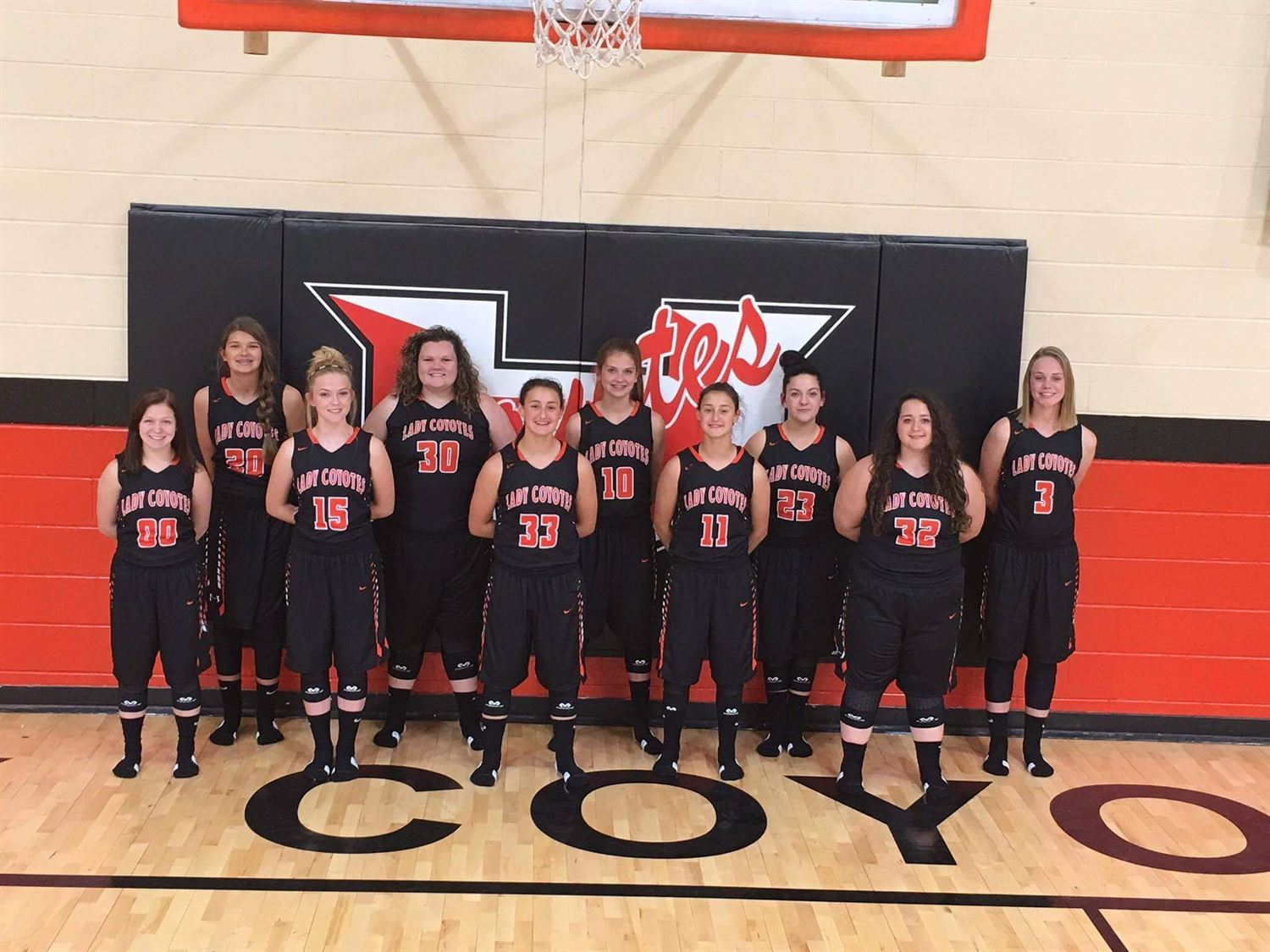 Higgins High School - Girls' Varsity Basketball