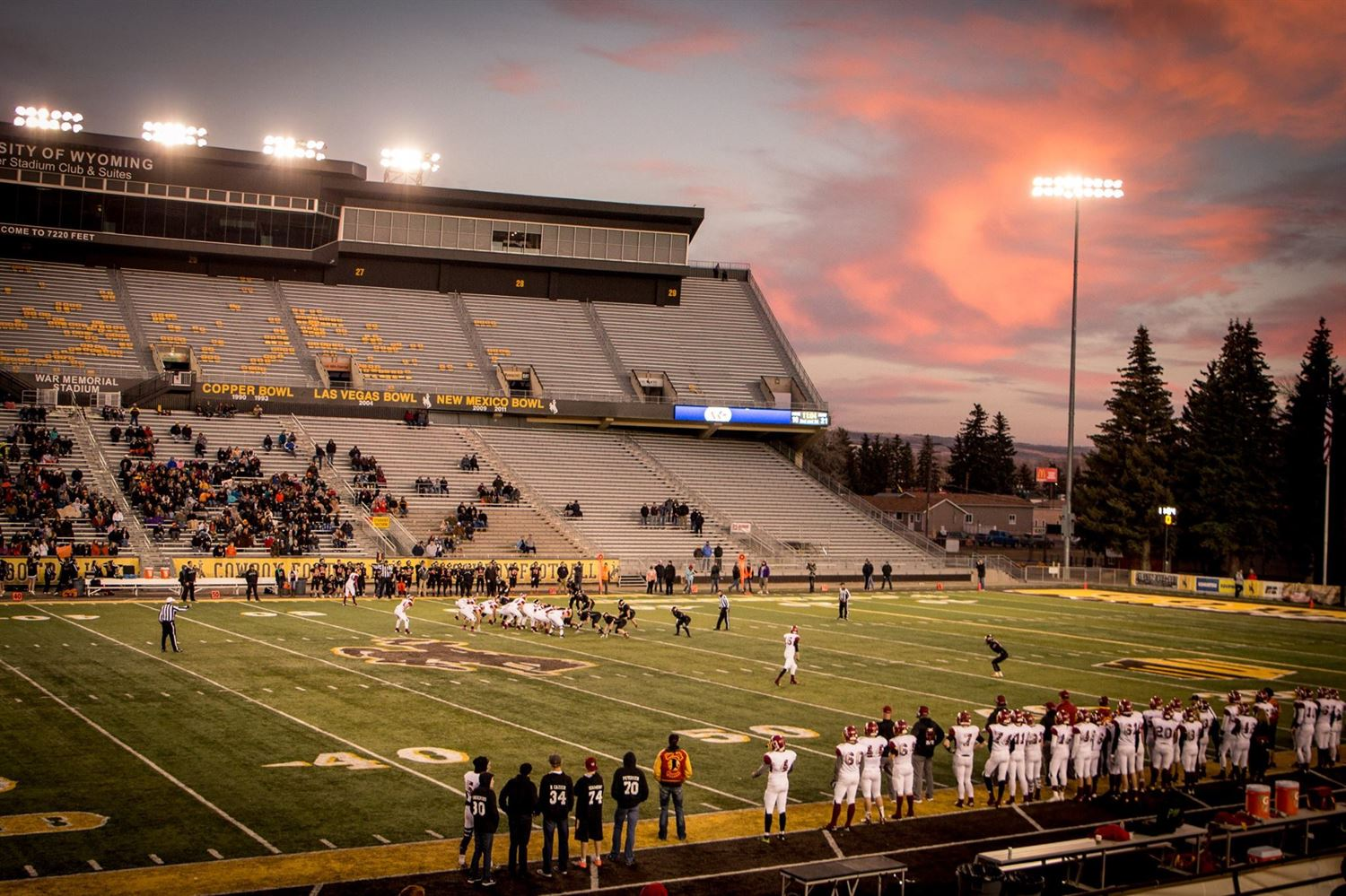 Star Valley High School - Boys Varsity Football