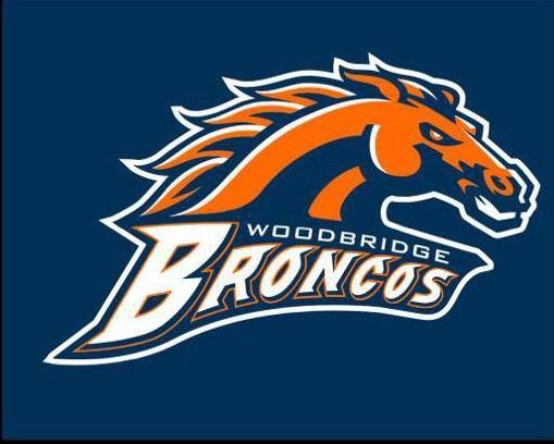 Woodbridge North Broncos - CJPW - Junior Varsity