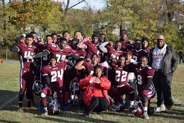 Fairmont Heights High School - Boys' Varsity Football