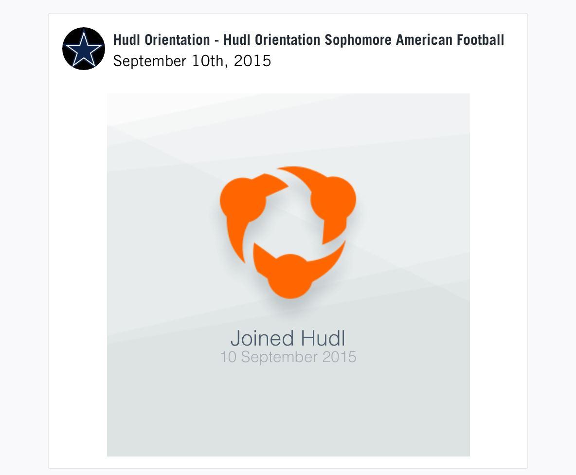Hudl High School  - Cowboys