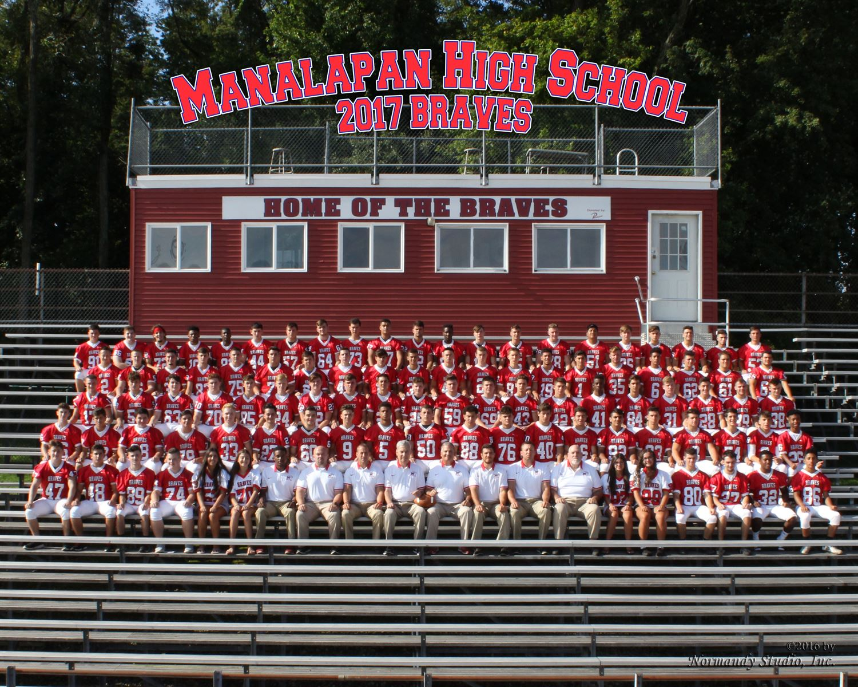 Manalapan High School - Boys Varsity Football