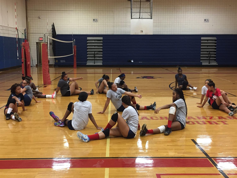 Peekskill High School - Girls' Varsity Volleyball
