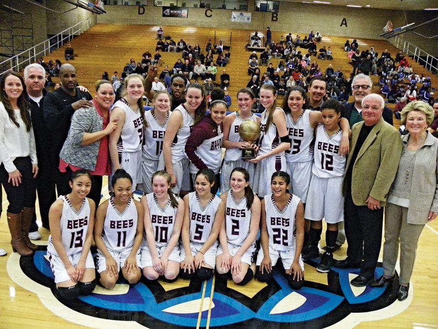 Bayonne High School - Girls Varsity Basketball