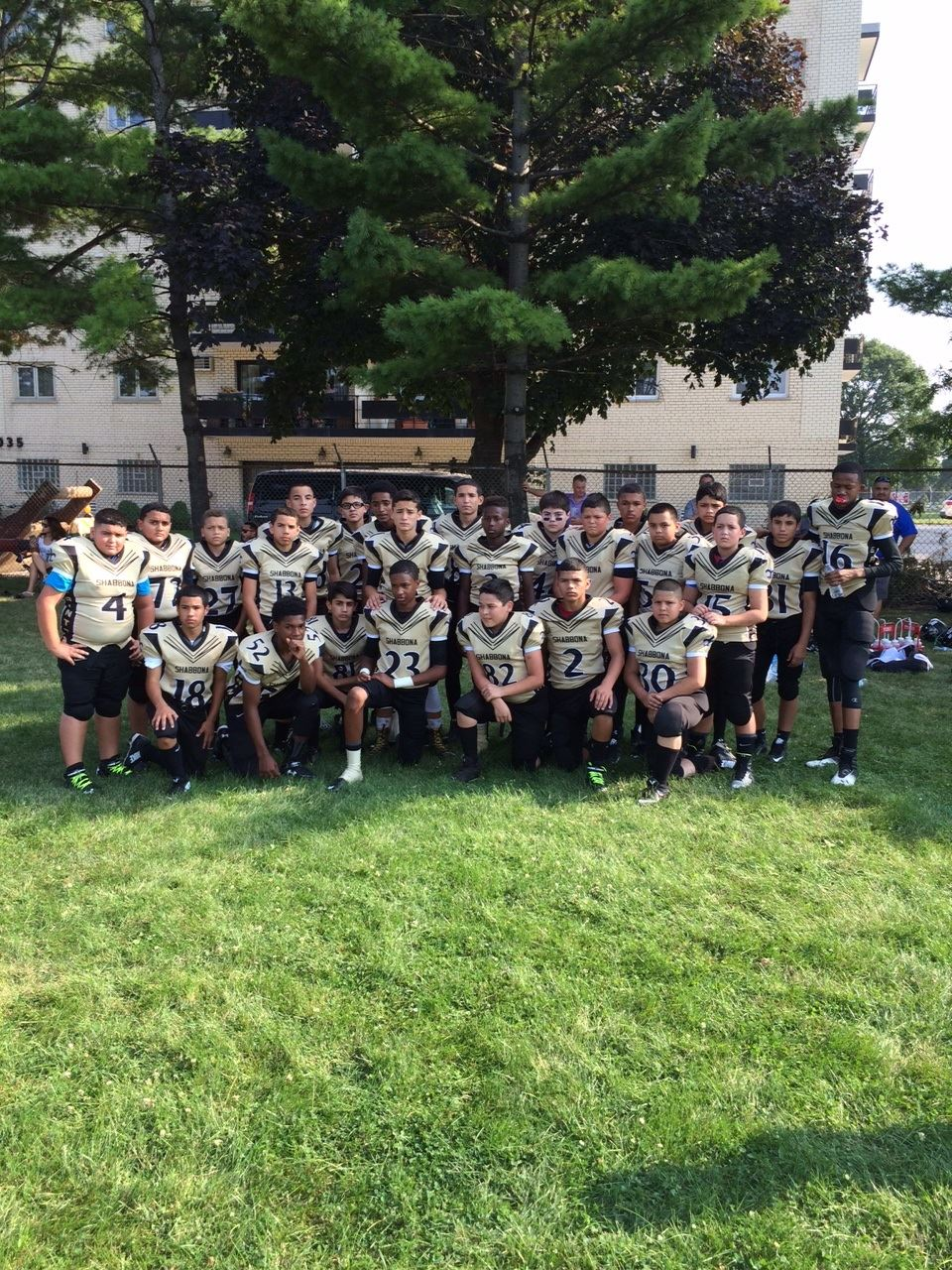 Shabbona Saints- GCUYFL - Shabbona Saints Jr. Midgets