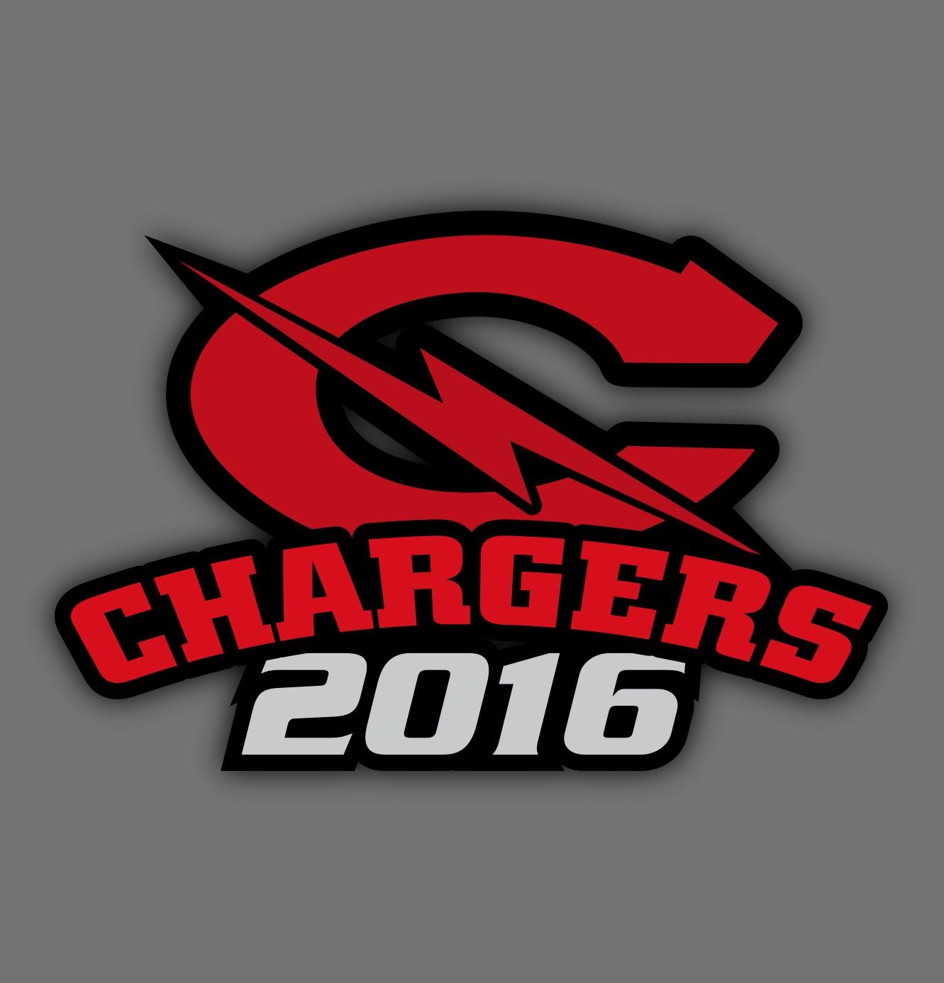 CUSHMO DESIGNS - Chargers 5th6th