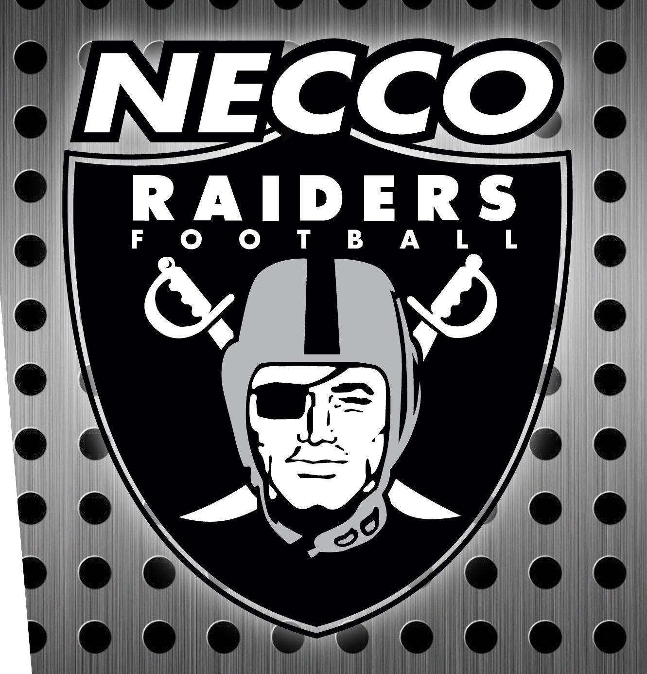 CUSHMO DESIGNS - Necco Raiders 3rd/4th
