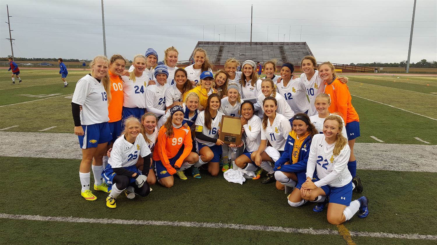 Aberdeen Central High School - Girls Varsity Soccer